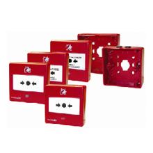 Nút nhấn khẩn báo cháy FDM1101A-RG- Siemens