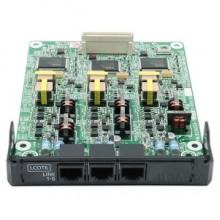 Card KX-NS5180 mở rộng 06 trung kế cho tổng đài Panasonic KX-NS300