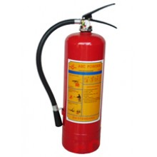 Bình cứu hỏa bột ABC MFZ4 4kg loại xách tay