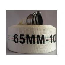 Vòi chữa cháy D65, 10 bar, 20m có khớp- China
