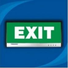Đèn EXIT Paragon PEXA13SW(EM601)