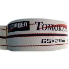 Vòi chữa cháy D65, 13 bar, 20m Tomoken- Nhật